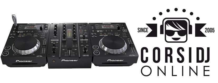 Corsi DJ On Line